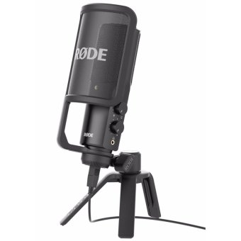 Harga RODE NT-USB Cardioid Condenser USB Microphone