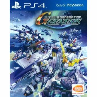 Harga PS4 SD Gundam G Generation Genesis / R3 (English, Japanese)
