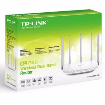 Harga TP-Link Archer C60 AC1350 Wireless Dual Band Router