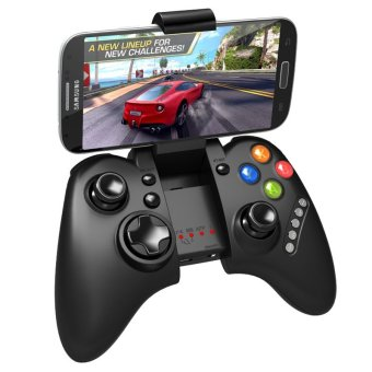 Harga IPEGA Wireless Bluetooth Game Controller Classic Gamepad Joystick Supports Android 3.2 & IOS 4.3 Above System / PC Games