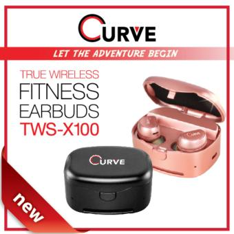 Harga True Wireless Fitness Earbuds TWS-X100