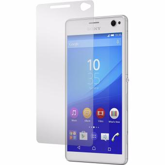 for Sony Xperia C4 Tempered Glass Film Ultra Thin Screen Protector Guard HD Explosion-proof Anti-burst - intl