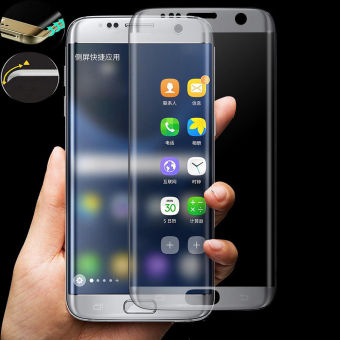 Tempered Glass 9H Full Cover Screen Protector For Samsung Galaxy Note 7 S7 Edge - intl
