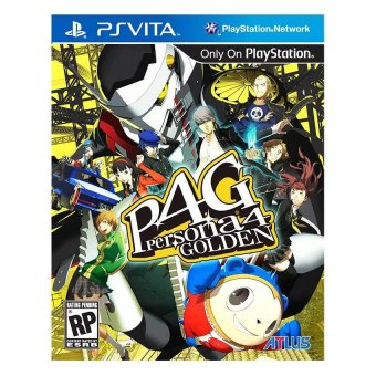 Atlus PS Vita Persona 4: Golden / R1 (English)
