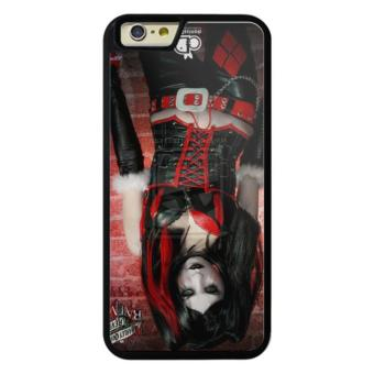 Harga Phone case for iPhone 6/6s Harley Quinn cover for Apple iPhone 6 / 6s - intl
