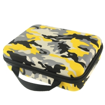 Harga Camouflage Pattern EVA Shockproof Waterproof Portable Case for GoPro HERO 4 / 3+ / 3 / 2 / 1, Size: 21cm x 16cm x 6.5cm (EXPORT)