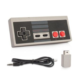 Harga Wireless Controller for NES Classic Edition Nintendo Mini Console Controller - intl