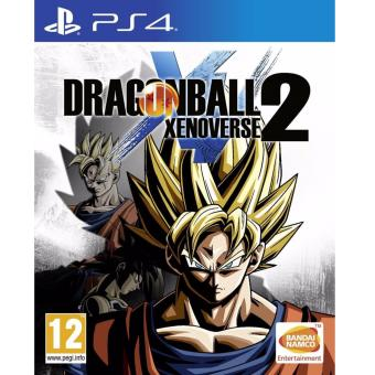 Harga PS4 Dragon Ball Xenoverse 2 (R2)