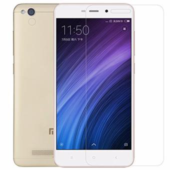 for Xiaomi Redmi 4A Tempered Glass Film Ultra Thin Screen Protector Guard HD Explosion-proof Anti-burst - intl