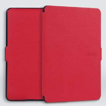 Harga Kindle 8th Generation Ultra Slim Cover (Red)