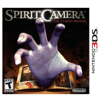 Harga Spirit Camera: The Cursed Memoir - Nintendo 3DS(Export)(Intl)