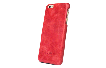 Harga Alto Leather Case for i6 / i6S (Red)