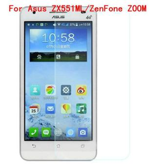 9H Tempered Steel Glass Ultra-thin HD Scratch-proof Film Screen Protective For Asus ZX551ML/ZenFone ZOOM - intl
