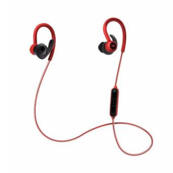 Harga JBL REFLECT CONTOUR Wireless Bluetooth Sport Headphones (RED)