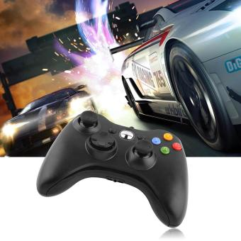 Harga USB Wired Joypad Gamepad Controller For Microsoft Xbox And Slim 360 PC Windows 7 (EXPORT)