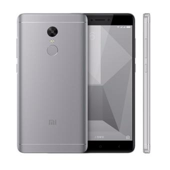Harga Xiaomi Redmi Note 4X 3GB RAM 32GB ROM GREY (EXPORT)(Silver 32GB)