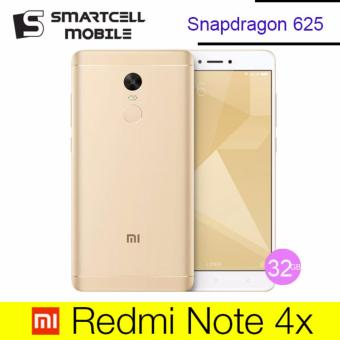Harga Xiaomi Redmi Note 4X 3GB RAM 32GB International ROM