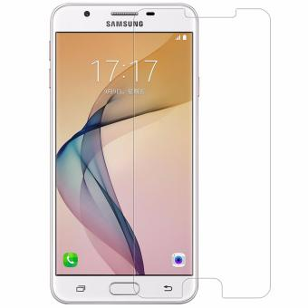for Samsung Galaxy On5 (2016) & J5 Prime Tempered Glass Film Ultra Thin Screen Protector Guard HD Explosion-proof Anti-burst - intl