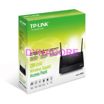 TP-LINK AP300 AC1200 Dual Band 2.4 GHz and 5 GHz 1200 Mbps Wireless Gigabit Access Point