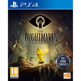 Harga PS4 Little Nightmares (R3)