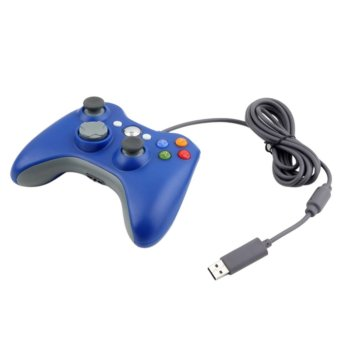 Harga Wired USB Game Pad Joypad Controller For MICROSOFT Xbox 360 Slim & PC