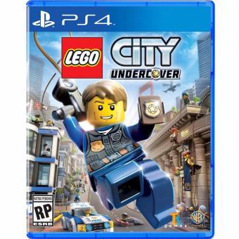 Harga PS4 LEGO City Undercover / R3 (English)(Blue)