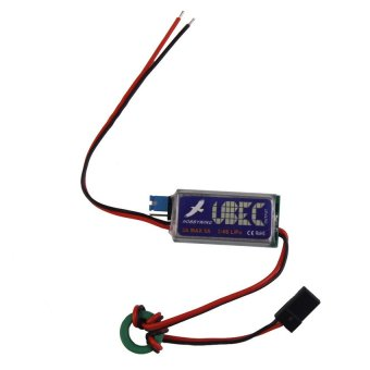 Harga Hobbywing 3A UBEC 5V 6V Max 5A Lowest RF Noise Switch-mode Module (EXPORT)