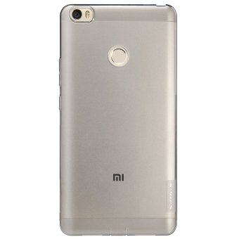 Harga Nillkin Soft TPU Back Cover Case For Xiaomi Max (Gray)