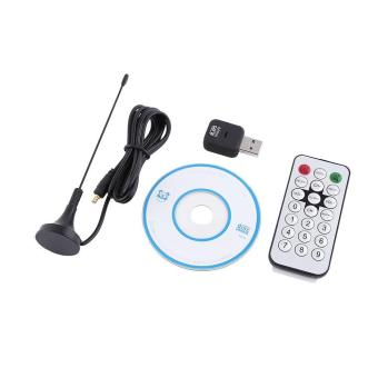 USB DVB-T Digital TV Receiver Tuner Stick Dongle OSD MPEG-2 MPEG-4 For Laptop PC - intl