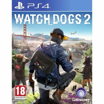 Harga PS4 Watch Dogs 2 / R2 (English)