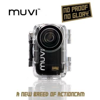 Harga [Free Gift!] Veho Muvi HD NPNG Special Edition Bundle