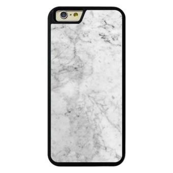 Harga Phone case for iPhone 6/6s Marble White cover for Apple iPhone 6 / 6s - intl