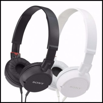 Harga Sony MDR-ZX110 Over-Ear Noise Canceling Headphones - intl