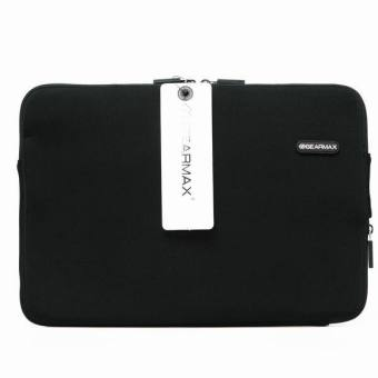 Harga GEARMAX Apple Macbook air pro Lenovo DELL Laptop Sleeve Bag 13.3 inch (Black)