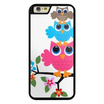 Harga Phone case for iPhone 6/6s Cartoon OWL cover for Apple iPhone 6 / 6s - intl