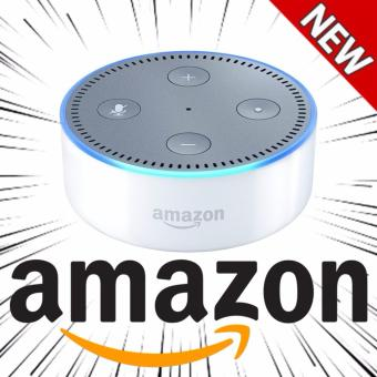 Harga Echo Dot 2nd Generation(White) - intl