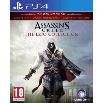 Harga PS4 Assassin's Creed: The Ezio Collection (R2)