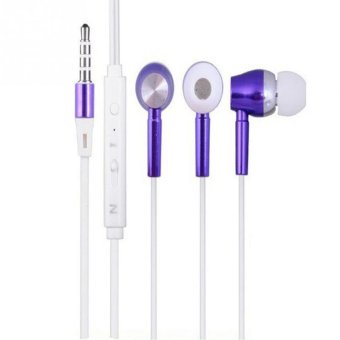 Portable Audio 3.5mm In-ear Stereo Phone Headsets Luminous Earphones Headphones Earphones - intl