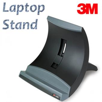 Harga 3M Genuine Laptop Stand/ 3m LX550/ 3M Vertical Notebook Riser LX550/ Computer PC Cooling Stand/ Desktop Moniter Stand