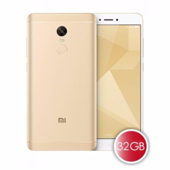 Harga Xiaomi Redmi Note 4X 3GB RAM 32GB ROM GOLD (EXPORT)