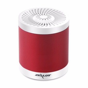 Harga Zealot S5 Portable Bluetooth Speakers Mini Wireless Music Player - intl