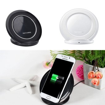 Harga Wireless Fast Charger for Samsung Galaxy S7/S6 S7/S6 Edge Plus/Note 5/Note 7 White - intl
