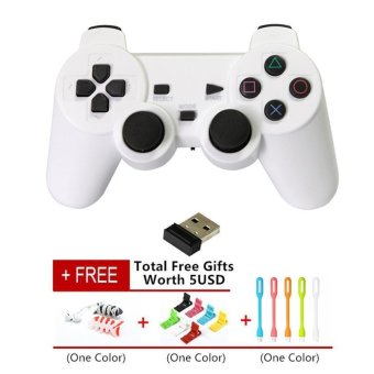 Harga Android Wireless Gamepad For Android Phone/PC/PS3/TV Box/ Joystick 2.4G Joypad Game Controller Smart Phone - intl