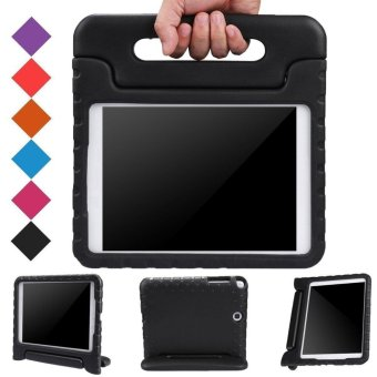 Harga AOOBCC Samsung Galaxy Tab A 10.1 Case - EVA Kids Case ShockProof Case Cover Handle Stand Case for Children for Samsung Galaxy TabA 10.1-inch (SM-T580 / SM-T585, No Pen Version)Tablet - Black - intl
