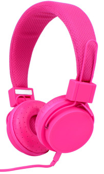 Harga Style Clique EX09i Best Stereo Over-the-Head Headphone (Pink)