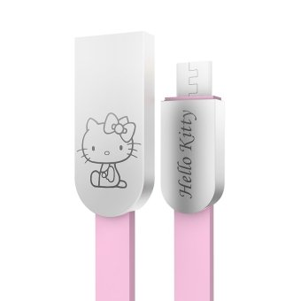 Harga Uka Hello Kitty Combo Charging Cable Data Cable Data Cable Apple Andrews Typec Fast Charge