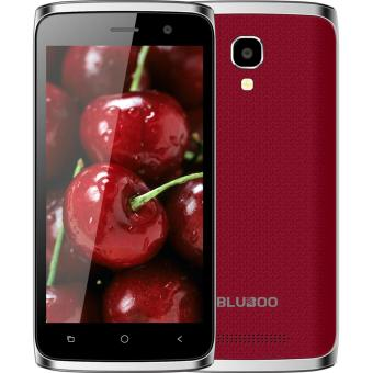 Harga BLUBOO Mini Android 6.0 Smartphone w/ 1GB RAM, 8GB ROM - Red + Black - intl