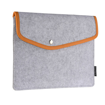 Harga dodocool 9.7 Inch Tablet Felt Envelope Cover Sleeve Carrying Case Protective Bag for Apple 9.7-inch iPad Pro / iPad Air 2 / 1.