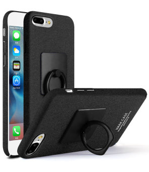 Harga Imak Cowboy Hard Case For Apple Iphone 7 Plus / 7+ (Black)
