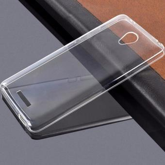 Harga Xiaomi Redmi Note 3G / 4G Ultra Thin Transparent Crystal Clear TPU Silicone Case Casing Cover